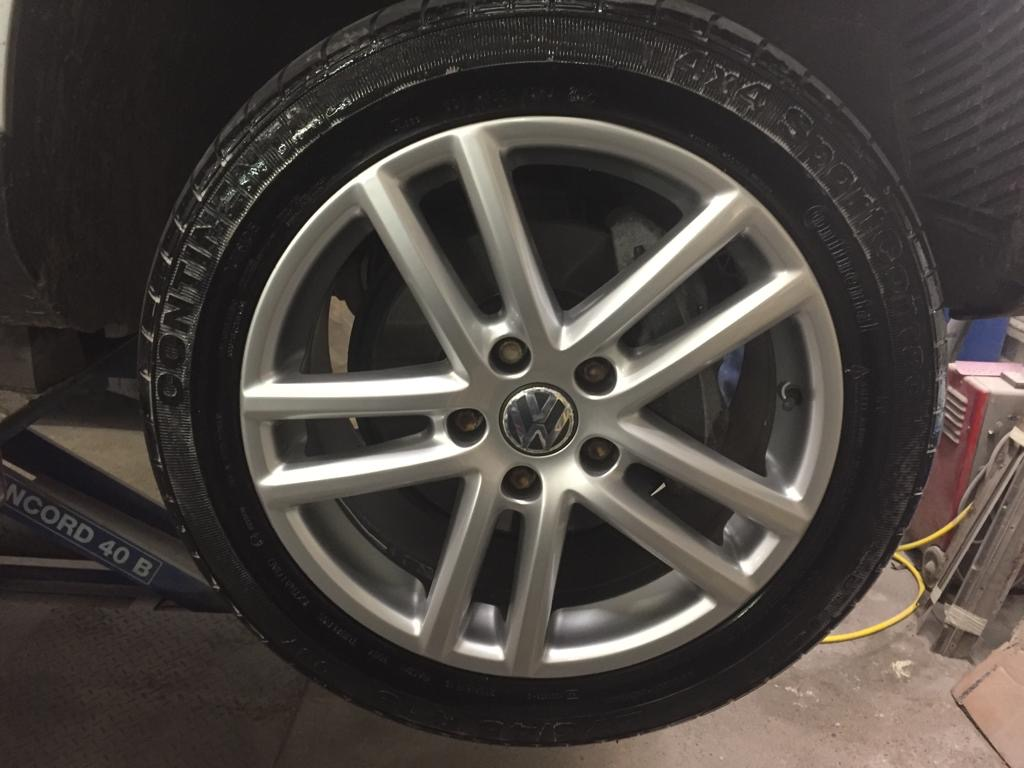 alloy wheel repairs Leatherhead