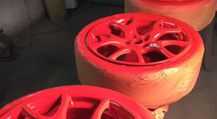 wheel-repaire